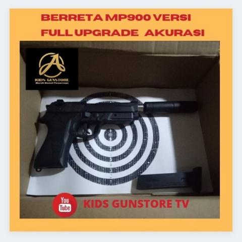 AIRSOFT SPRING ACM MP900 FULL UP EXTREME EDITION SILINCER NOT MARUI' KJW' KSC' VFC