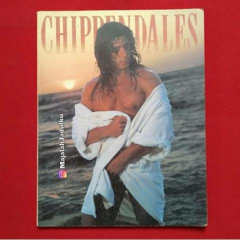 Chippendales in the Moment - The Official Book (import)