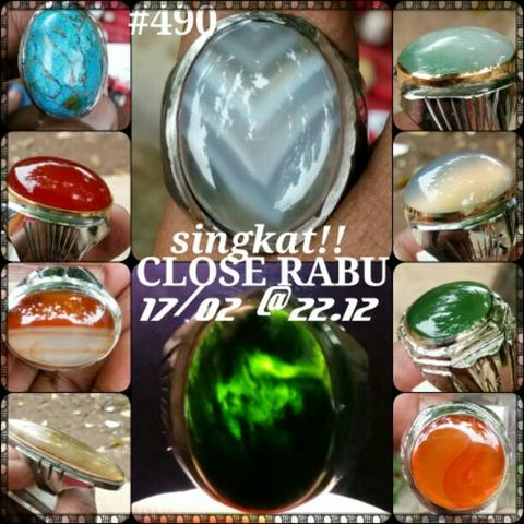 LELANG #490 = 33pcs SINGKAT!! CLOSE RABU 17/02 @22:12