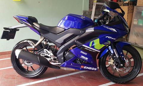 Yamaha R15 V3 2017 (MoviStar Edition)