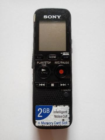 [mint condition] Sony ICD-PX312 2GB hitam voice recorder