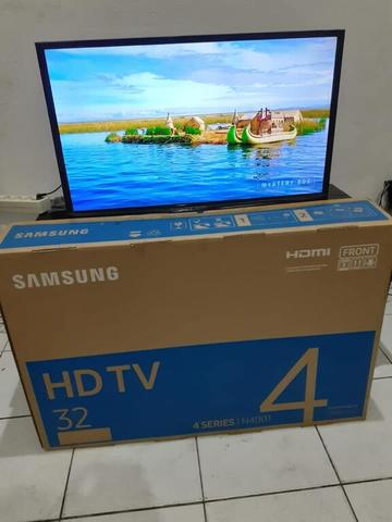"TV SAMSUNG HD TV 32"" nominus Like New jual cepat"
