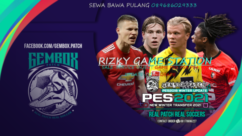 PES 2017 gembox patch Inject PSN OFW pondok-gede