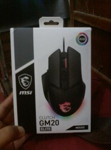 Mouse Gaming MSI Clutch GM20 Elite