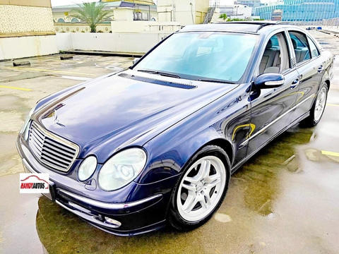 2004 Mercedes Benz E-Class E260 AVG Panoramic