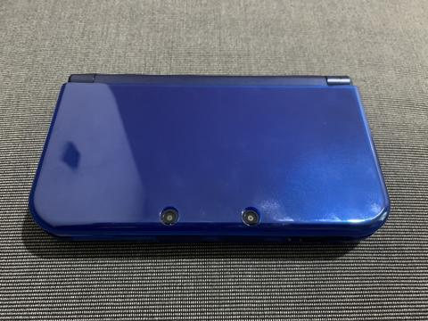 New Nintendo 3DS XL CFW 32GB Blue Metallic