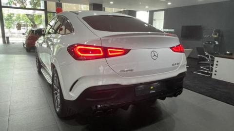 Mercedes - Benz AMG GLE 53 Coupe