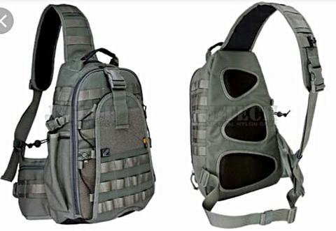Original tas JTech backpack Tactical Gear City Ranger Shoulder Pack militer abu