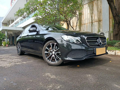 2016 Mercedes Benz E-Class E300 Mercedes Benz E300 2016