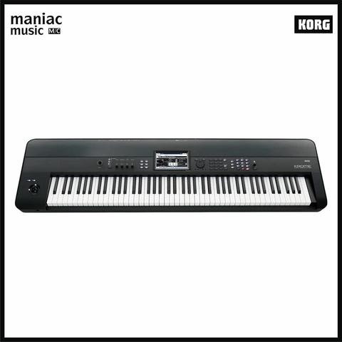 KORG Krome88 - Keyboard. Workstation. 88 Key. Black