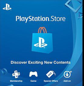Sony Playstation Network Card Voucher (IDR 400.000)