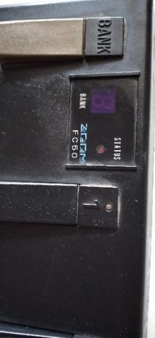 RARE Zoom FC-50 Multi Effects Processor Foot Controller