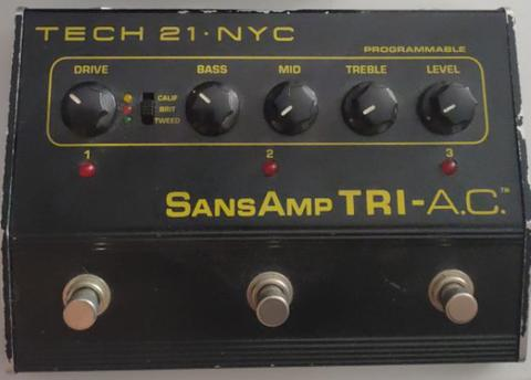 sansamp triac not fractal not kemper