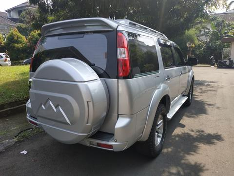 Ford Everest XLT matic 2009