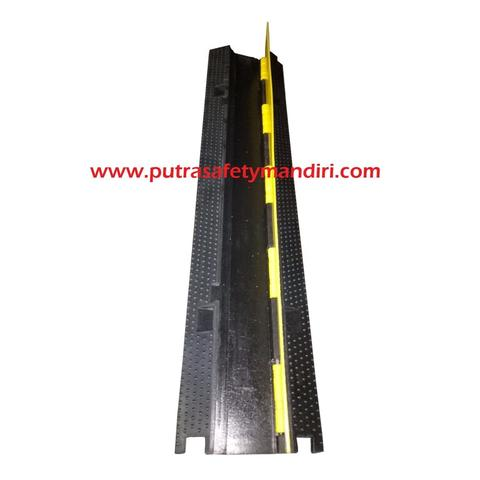 CABLE PROTECTOR 1 CHANNEL 2 CHANNEL PELINDUNG KABEL LANTAI MURAH