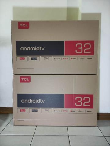 """TCL Android Smart LED TV 32"""" 32A5 inch NO samsung lg xiaomi mi sharp realme 40 32 in"""