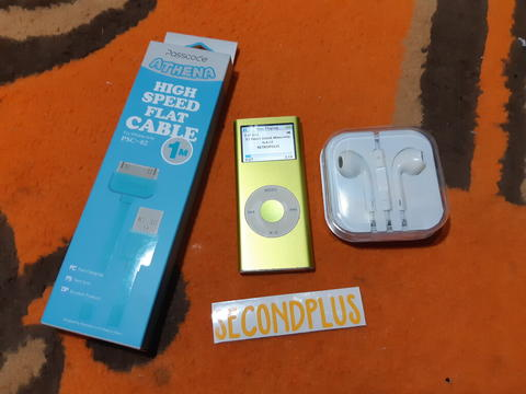 Apple iPod Nano 2nd Gen 4GB