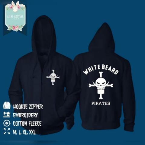 Jaket White Beard Pirates