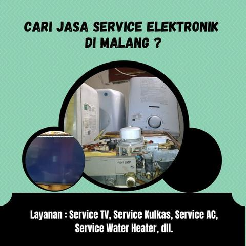 Jasa Service Water heater area Malang