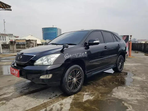 2004 Toyota Harrier G
