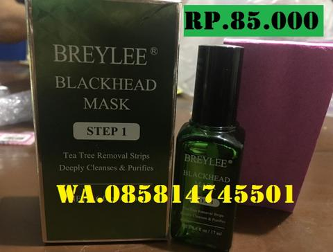 breylee blackhead mask how to use WA.085814745501