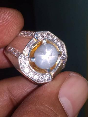 LELANG SAPHIRE RING PERAK SUPER CLOSE 13/04/21