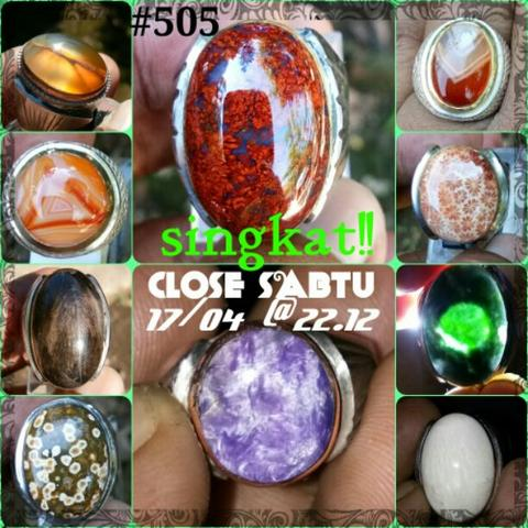 LELANG #505 = 25pcs SINGKAT!! CLOSE SABTU 17/04 @22:12