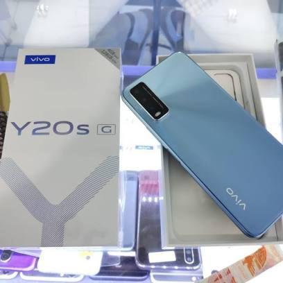 Vivo Y20s [G] 128GB 4GB Resmi Kredit HP