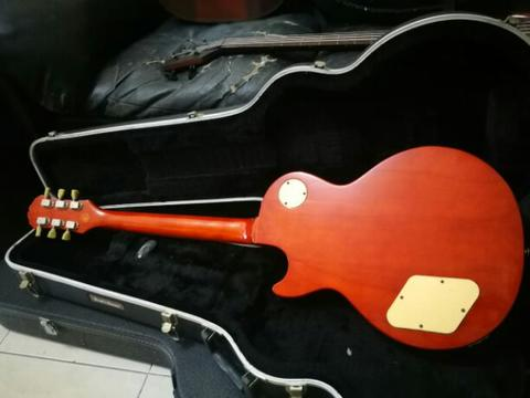 Epiphone Limited Edition Red Sparkling 1997 Made in Korea