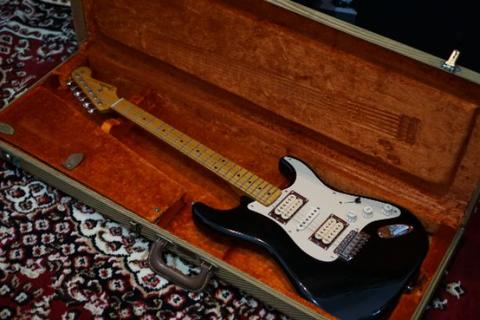 Fender Dave Murray Iron Madien Signature made in USA