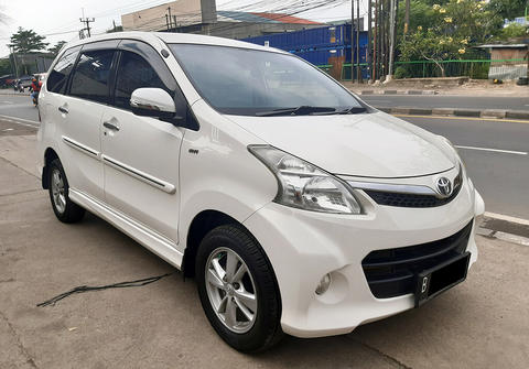 Toyota Veloz 1.5 AT 2013 DP Ceper