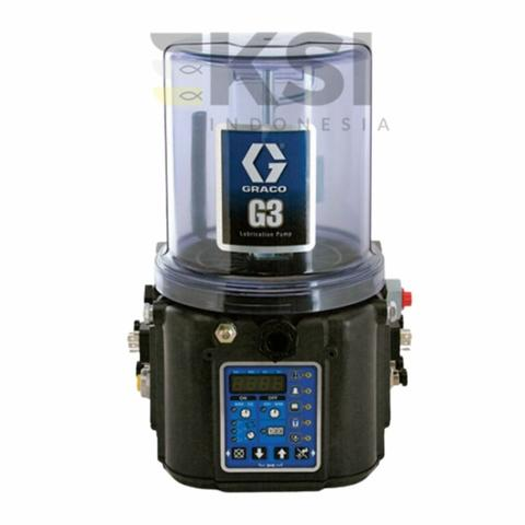 Graco G3 ELectrict Lubrication Pump