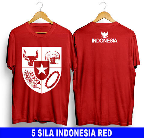 T-SHIRT KAOS DISTRO SPESIAL INDONESIA BAHAN COMBED
