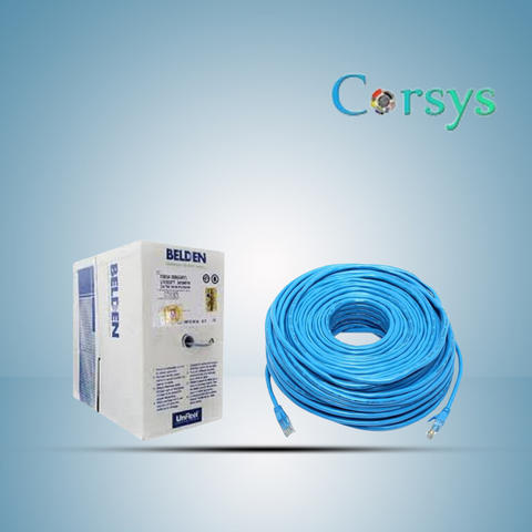Kabel Ethernet Cat 6E (75 meter) by Corsys