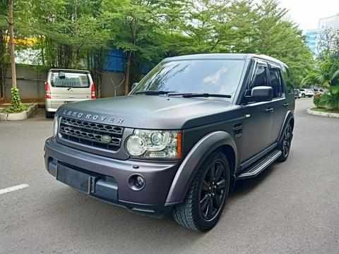 Land Rover Discovery 4 Diesel 2013 HSE SDV6