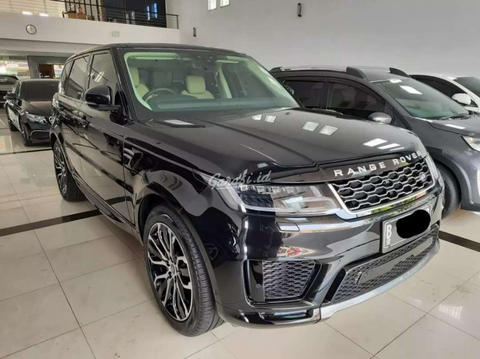 2020 Land Rover Range Rover Sport HSE 300 PS