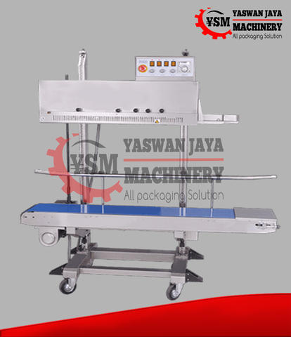 Heavy Duty Continuous Sealer FRM Series