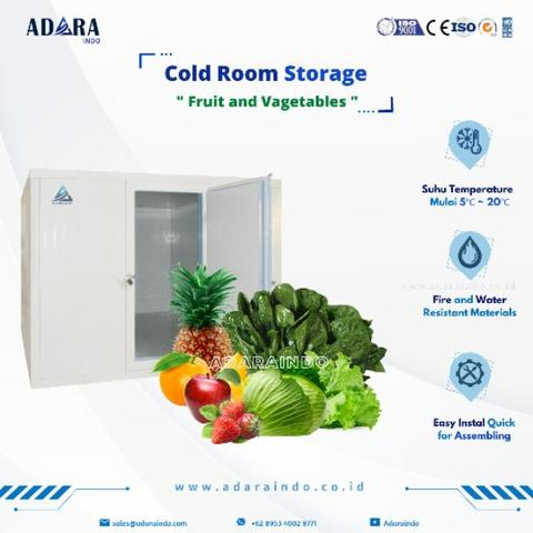 COLD ROOM STORAGE FOR MEAT, FISH, AND BEEF