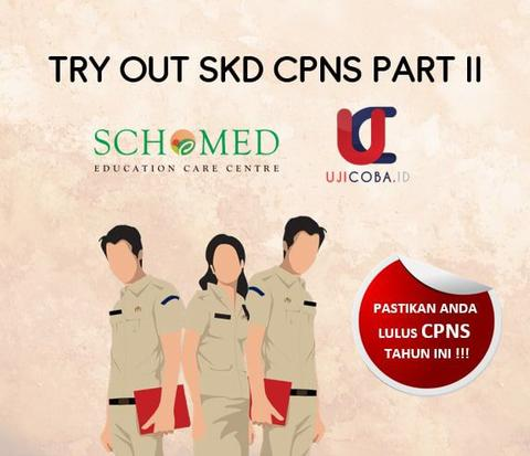 TryOut Simulasi Tes SKD CPNS
