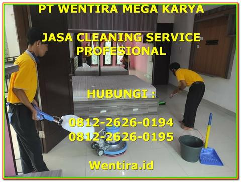 PROFESIONAL W.A 0812-2626-0195 Jasa Cleaning Service Jatiuwung