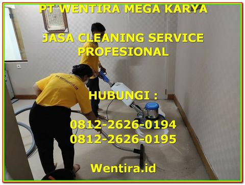 PROFESIONAL W.A 0812-2626-0195 Cleaning Service Hotel Jatiuwung