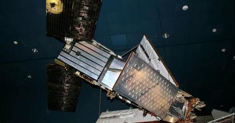 tabrakan-antar-satelit-di-tahun-2009