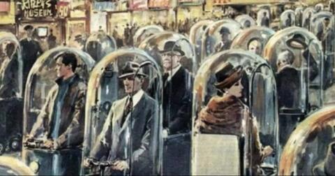 majalah-kuno-tahun-1960-an-gambarkan-pandemi-covid19-dan-social-distancing