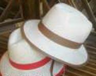 Terjual JUAL topi pantai pandan   Straw hat beraneka ragam cowok ... 41bff124b7