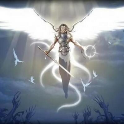 Archangel 7 Malaikat Yang Berdiri Di Hadapan Takhta Tuhan