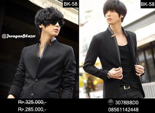 [Fashion Korea] jual Blazer Pria dan Wanita