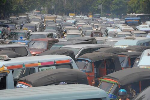 Curhatan Orang Asing tentang Jakarta