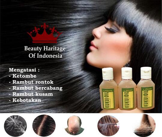 Terjual Manfaat Minyak Kemiri Untuk Masalah Rambut Kaskus