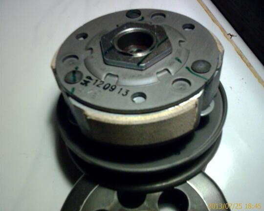 Terjual Wts Pulley Belakang Kampas Otomatis Set Mio J 54p Kaskus