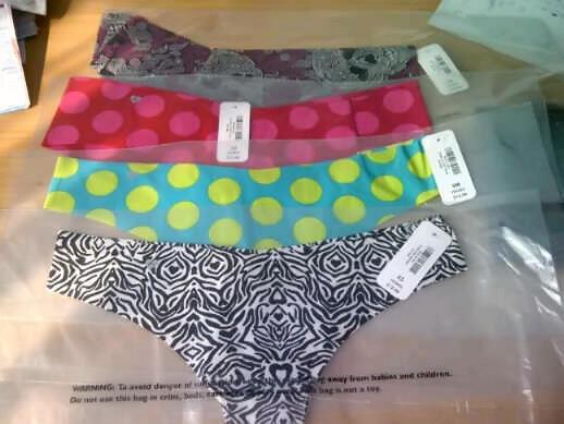 Terjual Jual Panty Thong  16352a7b9b